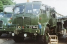 AEC 0870 Militant Mk3 10Ton Recovery (UVP 524 H)(Copyright Ken Reid)