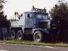 Scammell Explorer 10Ton Recovery Tractor (YCG 584 V)