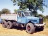 Albion CX22S 6x4 Heavy Artillery Tractor