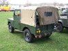 Land Rover S1 80 (MNT 632 F)(07 CE 93) Rear