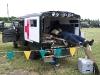 Land Rover S2 Ambulance (OCV 383 F) Rear