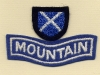 British 52 Infantry Division (Embroid)