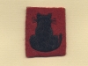 British 56 Armoured Division (Embroid)