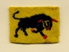 11 Armoured Division (Embroid)