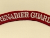 Grenadier Guards (Embroid)