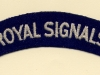 Royal Signals (Embroid)