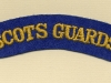 Scots Guards (Embroid)