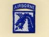 US 18 Airborne Corps