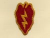 US 25 Infantry Division (Tropic Lightning)