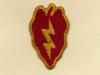 US 25 Infantry Division (Tropic Lightning)