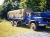 Magirus Deutz Jupiter 7Ton 6x6 Cargo (SIM-8602)