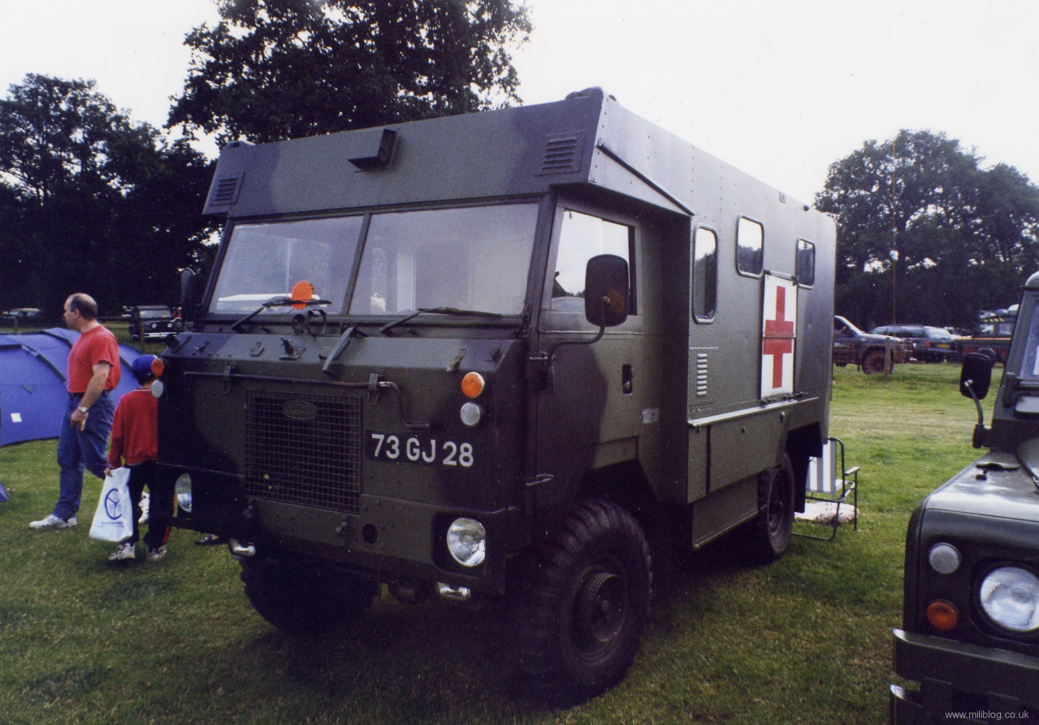 military items military vehicles military trucks military land rover 101 ambulance 73 gj 28