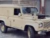 Land Rover 110 Defender (91 KF 78)