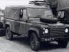 Land Rover 110 Defender (98 KE 77)