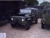 Land Rover 110 Defender (CF 69 AA)