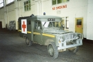 Land Rover S3 Ambulance (99 AM 70)(Copyright Ken Reid)