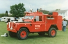 Land Rover TACR1 Fire Tender (96 RN 02)(Copyright Ken Reid)