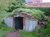 Staffordshire Regt Museum - Anderson Shelter 1