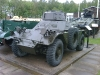 Staffordshire Regt Museum - Ferret Mk2 Armoured Car