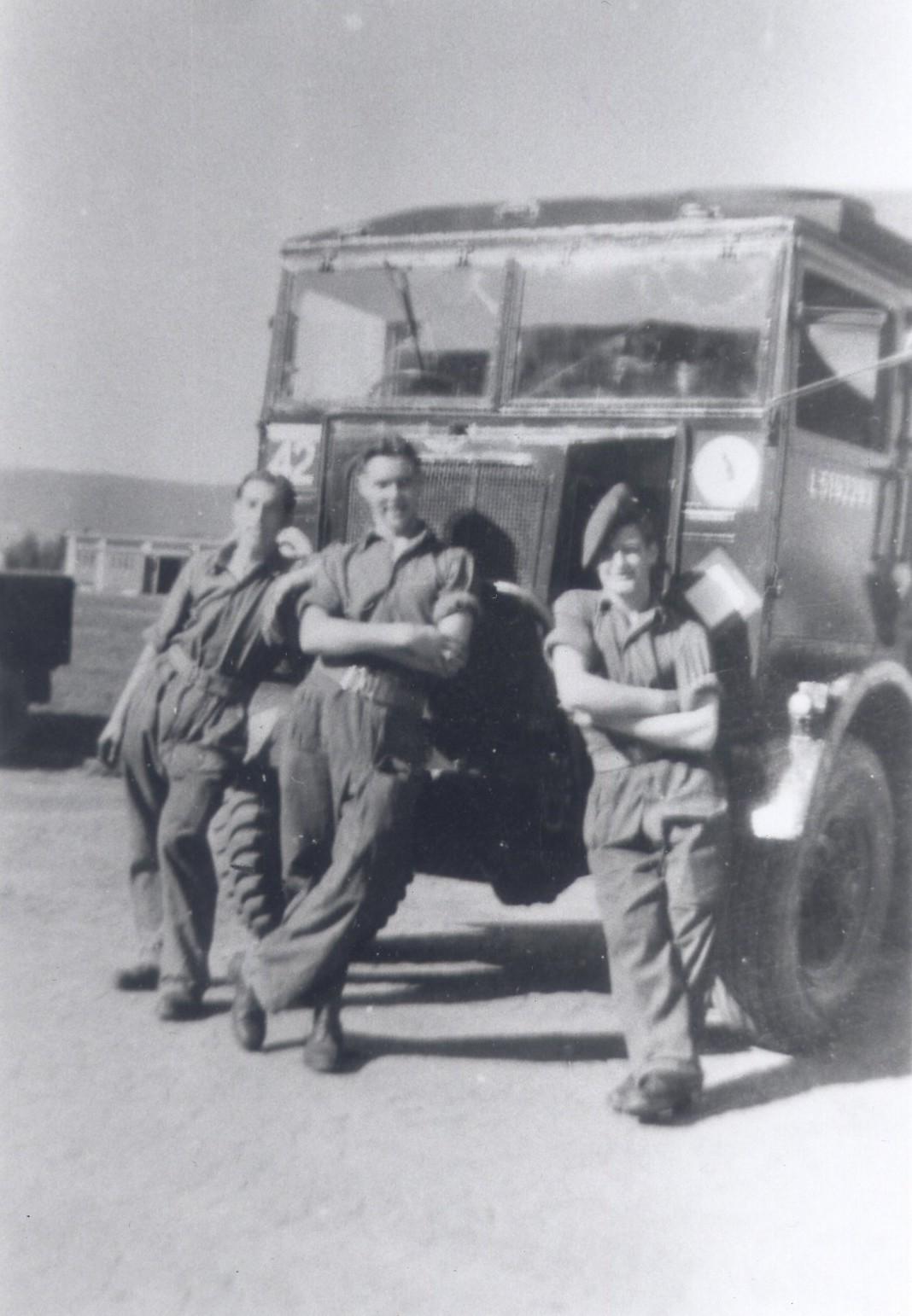 5 Ton Army Trucks >> Military items | Military vehicles | Military trucks | Military Badge Collection » Norman ...