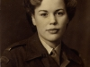 Wartime Beauty - Anyone Recognise the Uniform ?