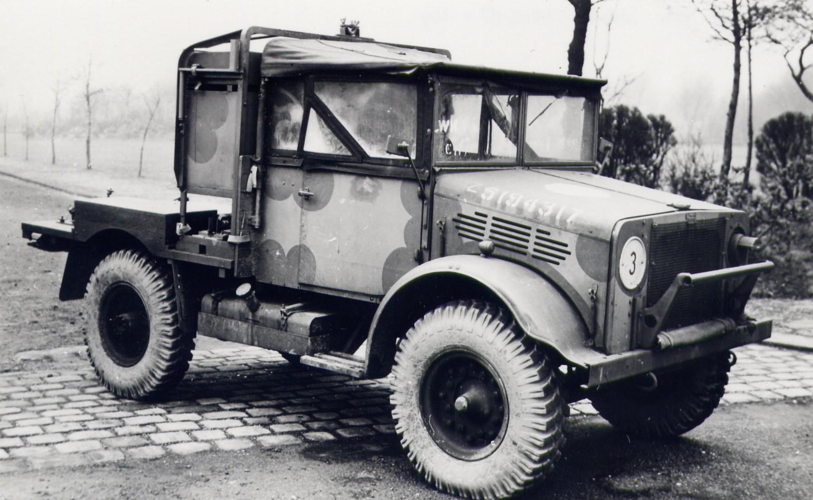 international truck ww2