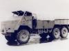 AEC 0854 6x6 Prototype Heavy Artillery Tractor