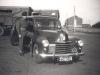 Vauxhall Wyvern Staff Car & Driver (33 BC 14)