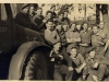 RASC 222 Company Bedford OY with Troops