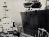 AMX 13 Tanks - Suez 1956, loading onto an LST