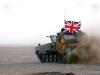 CVRT Scimitar Tank