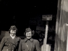 US WACS - Marie Hahn & I enroute to Pisa, Leghorn and Florence, 17 March 1945