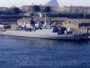 F42 Constituicao (Niteroi Class Frigate. Launched 1976 & Commissioned 1978)