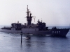 F457 Thrace Frigate (Formerly US Navy Knox Class Frigate, 1075 USS Trippe)