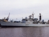 D87 HMS Newcastle (Type 42 Class Destroyer) 