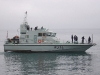 P274 HMS Tracker (Archer Class Navy Patrol Vessel) in Cornwall, 2008 (Copyright Tango22)