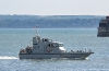 P275 HMS Raider (Archer Class Navy Patrol Vessel) in Portsmouth, 2007 (Copyright Brian Burnell) 