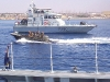 P280 HMS Dasher (Archer Class Navy Patrol Vessel) in Cyprus, 2010 (Copyright 62 Cyprus Support Squadron) 