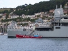 H88 HMS Enterprise (Survey Vessel - Hydrographic Oceanographic) Photographed at Dartmouth
