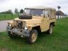 Ex-Mil Show, Stafford - Land Rover S3 Lightweight (UDU 966 W)(54 HG 82)