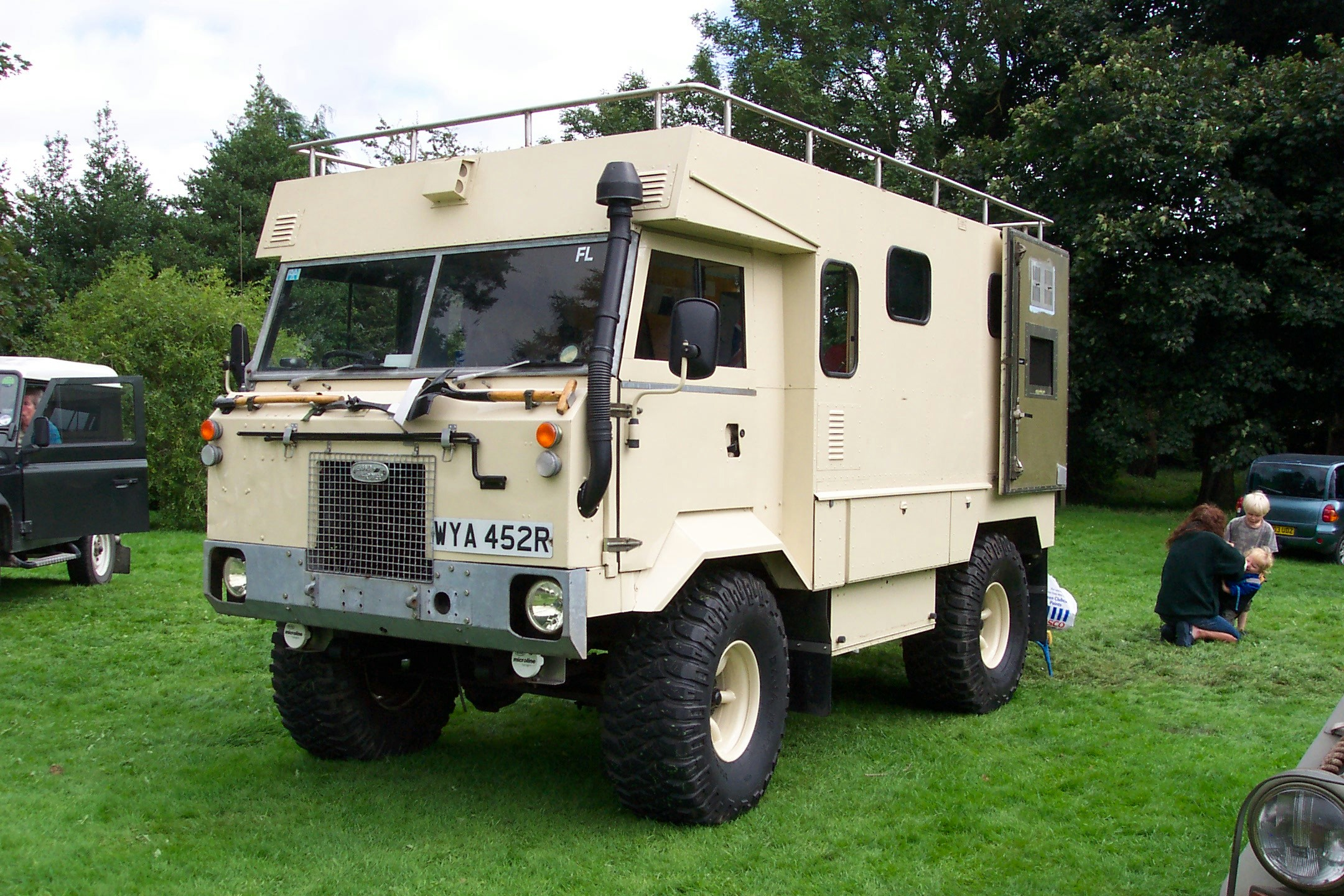 panther pink wiki sale wikipedia landrover ton rover land lightweight for