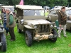 Ford GPW Jeep (698 UXW)(Kington Vintage Show, August 2009)