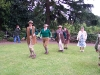Wolverhampton Bantock House 1940's Show September 2009 Dancing Land Army Girls