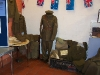 Wolverhampton Bantock House 1940's Show September 2009 Display of British Army Officers Uniform