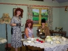 Wolverhampton Bantock House 1940's Show September 2009 Three 1940's Glamourpusses