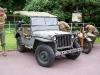 Wolverhampton Bantock House 1940's Show September 2009 Willys MB Jeep (SVS 249)