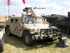Wartime in the Vale 2010, AM General M1044 Humvee (A 21 HMV)