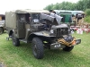Wartime in the Vale 2010, Dodge WC-52 Weapons Carrier (591 UXL)
