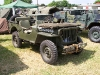 Wartime in the Vale 2010, Ford GPW Jeep (617 GRO)