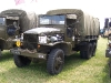 Wartime in the Vale 2010, GMC 353 CCKW 6x6 Cargo (RFO 435)